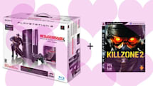 MGS4 / Killzone 2 PS3 bundle available ... now!