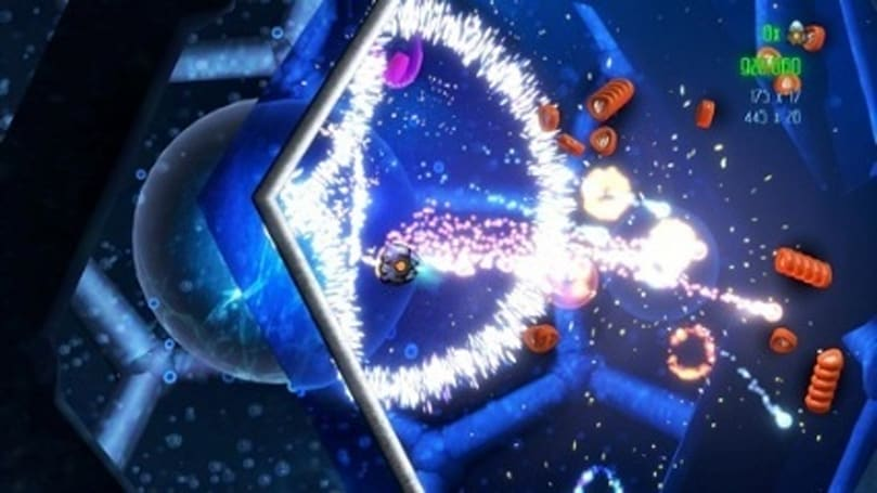 Sony's Geometry Wars (and other e-Distributed titles) leaked