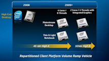 Intel's 32nm Clarkdale CPUs moved up to Q4, a full year ahead of AMD?