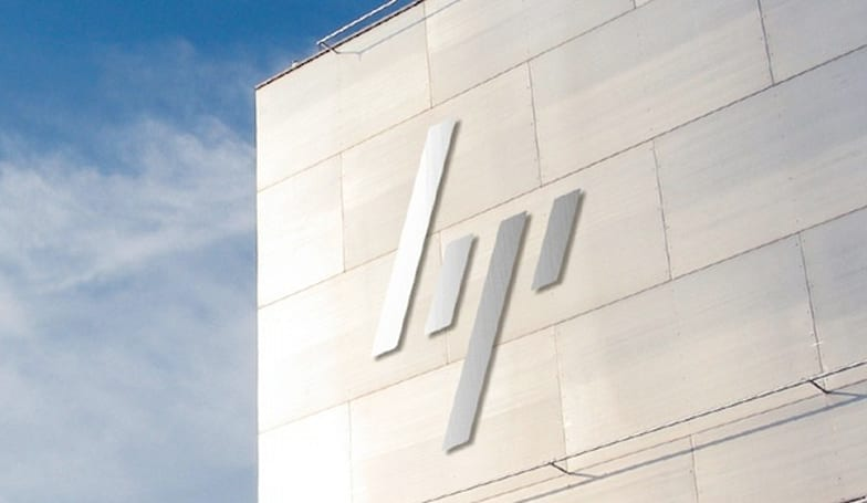 Moving Brands reveals proposed HP brand redesign, HP remains noncommittal