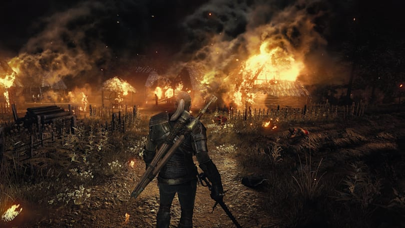 I want to love 'The Witcher 3,' but my Xbox One won't let me