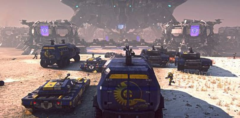 PAX East 2014: PlanetSide 2's Higby on weekly updates