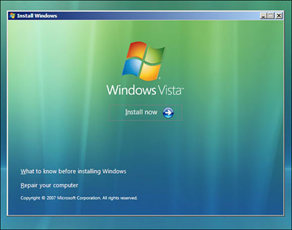 Vista SP1 release candidate goes out to testers