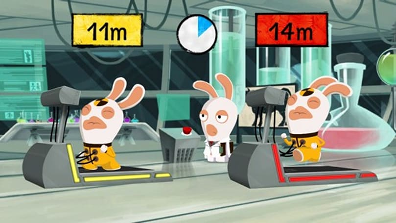 The Rabbids become TV stars in 2013
