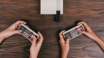 Drahtloser NES-Controller löst das Kurze-Kabel-Problem