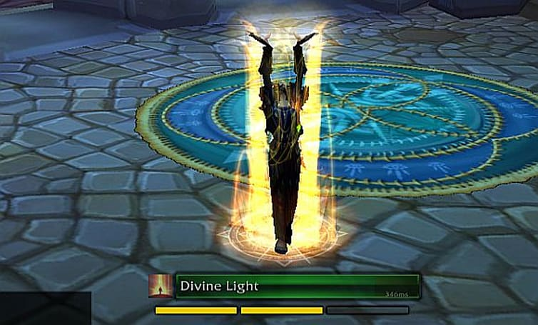 The Light and How to Swing It: How to heal before Cataclysm
