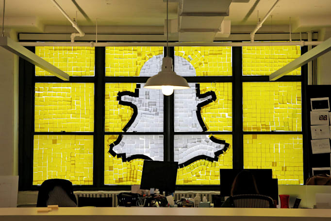 Snapchat is getting a reality TV show from A+E