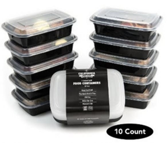 Reusable Food Storage Containers