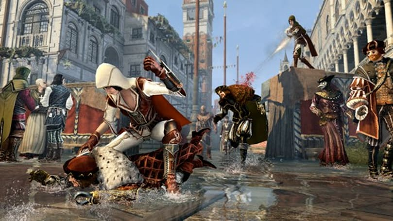 Assassin's Creed: Brotherhood multiplayer servers back up