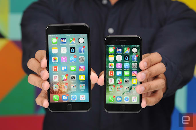 The iPhone 7 may not be selling as well as Apple hoped