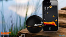 Insert Coin: Deeper Smart sonar Fishfinder for Android and iOS