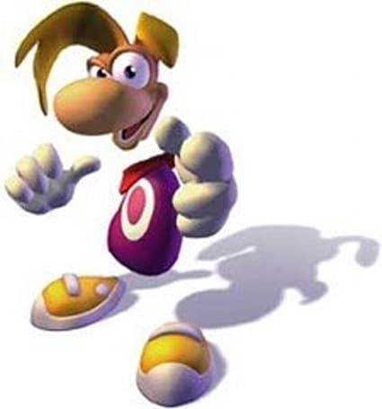 ESRB: Yes, 'Rayman 3D' is a 3DS game