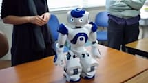 Nao performs Star Wars homage, scores mad geek cred
