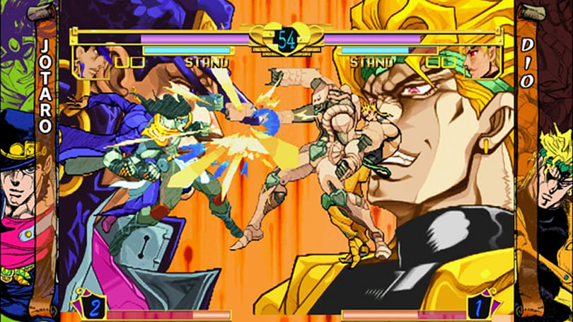 Jojo's Bizarre Adventure HD delisted on Xbox 360