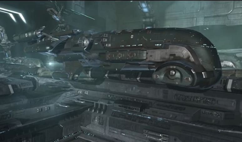 EVE Online video gives brief 'recon' of Proteus