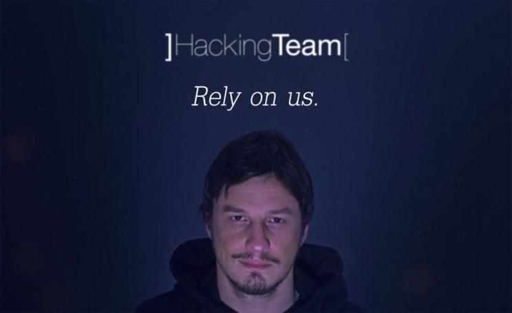 Hacking Team boss thinks that he runs 'the good guys'