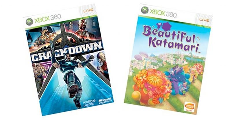 Crackdown leaps into Games on Demand lineup