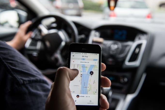 Uber starts offering ridesharing data to cities
