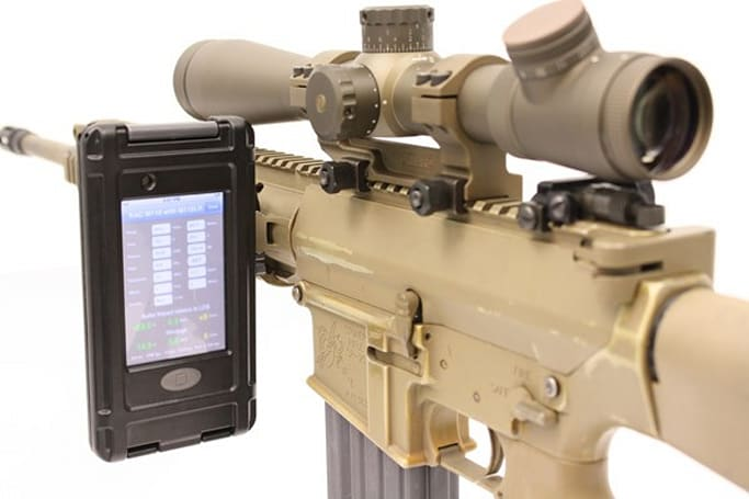iPod touch M110 sniper rifle: another reason to fear the Cult of Apple
