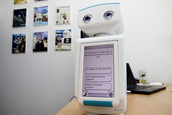 Autom, the robot weight loss coach: we'll just keep the friends that lie to us, thanks