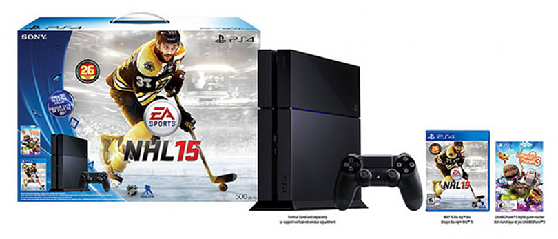Canada celebrates Boxing Day with two-game PS4 bundle