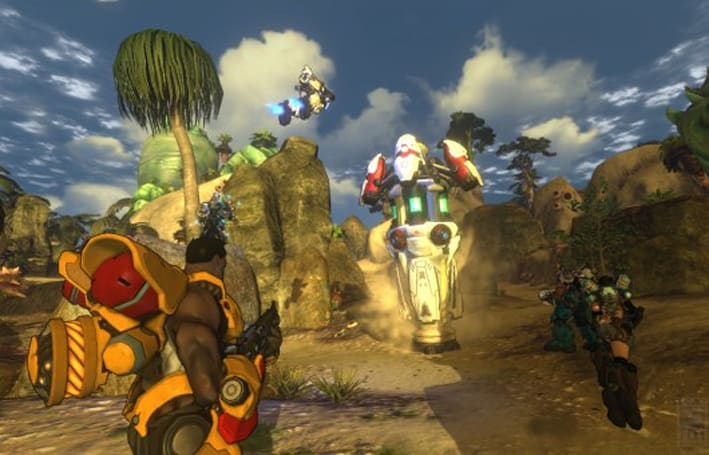 New interview with Tony Park talks about Firefall's post-release path