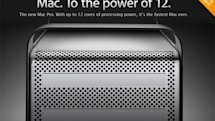 Apple Mac Pro line overhauled with 12 processing cores, arriving in August for $4,999