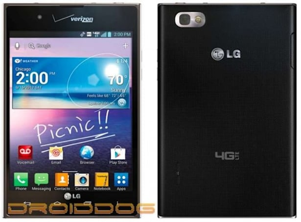 LG Intuition spied in press shots, leaves one piece of the puzzle left to go