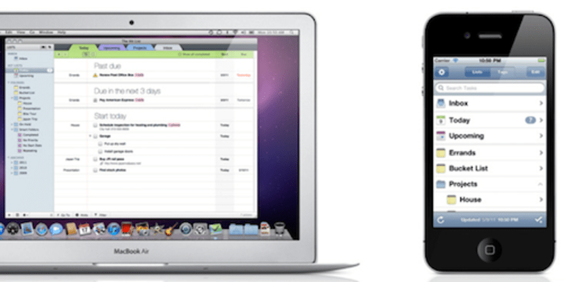 The Hit List updated for Mac, iPhone, lots of great new features