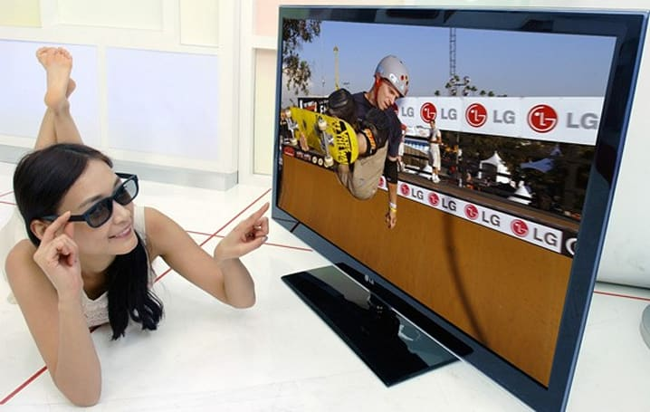 LG's LW6500 Cinema 3D TV is certified flicker-free, launching at CES
