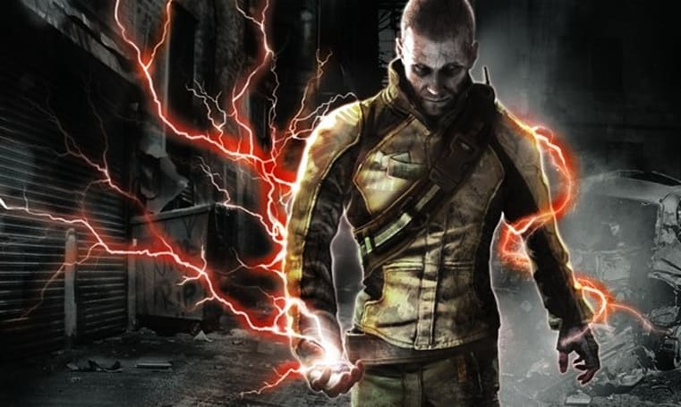 inFamous to sizzle on the big screen
