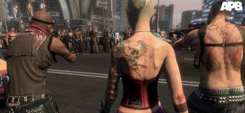 APB: What it was and what GamersFirst hopes APB: Reloaded will be