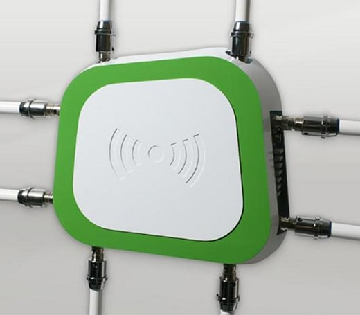 Saxnet intros Meshnode III mesh networking router