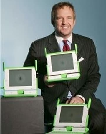 OLPC reshuffles, gets new president and COO