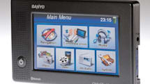 """Sanyo announces two new """"Easy Street"""" GPS receivers for the Easy Rider"""