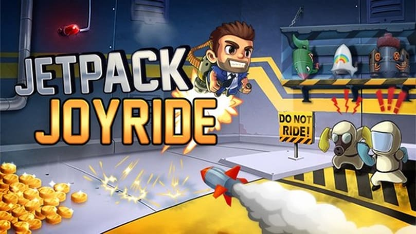 Jetpack Joyride now on Android for free