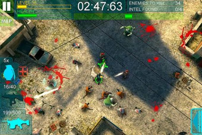 Daily iPhone App: Extraction Project Outbreak