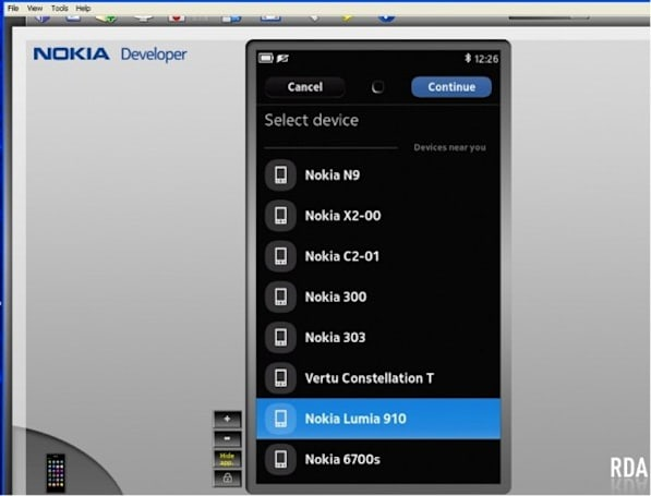 Nokia Lumia 910 pops up in developer tool, has us chasing phantoms