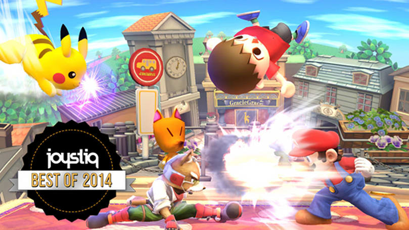 Joystiq Top 10 of 2014: Super Smash Bros. for Wii U
