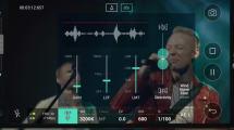 LG V20 zeigt Audioqualitäten im Video