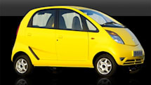 Tata's $2,000 Nano car to hit Indian streets in July