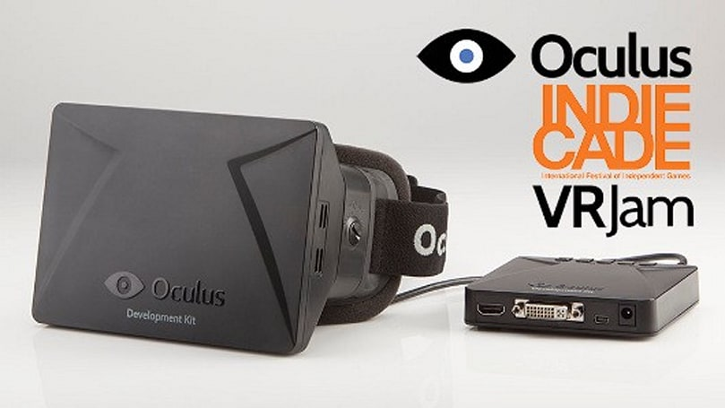 Oculus and IndieCade announce month-long 'VR Jam'