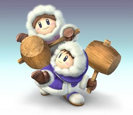 Dojo update: Ice Climbers and the Golden Hammer
