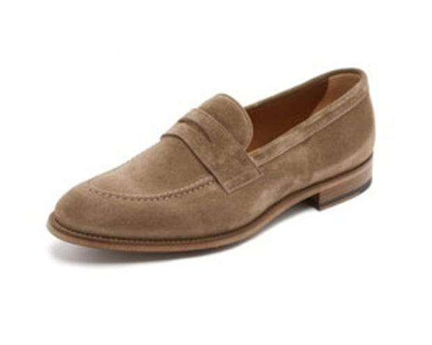 Doucal's Bruno penny loafers