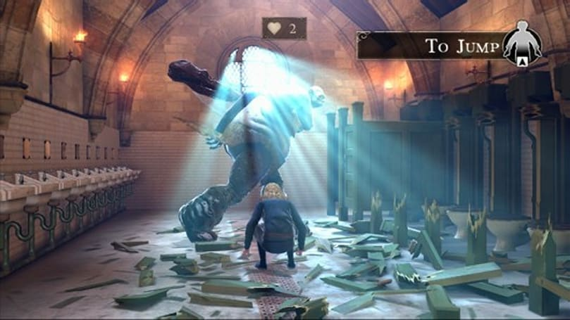 WB conjures up Harry Potter for Kinect this fall