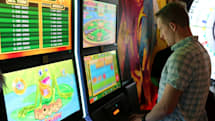You can now gamble while playing 'Frogger'