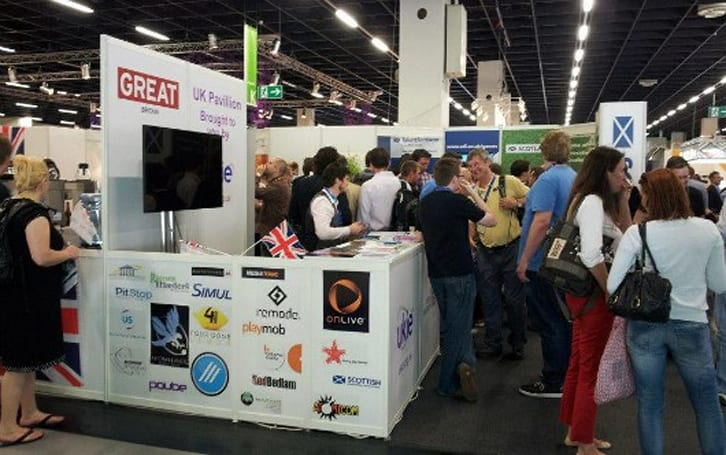 UK Interactive Entertainment CEO defends games as culture before EU tax investigation