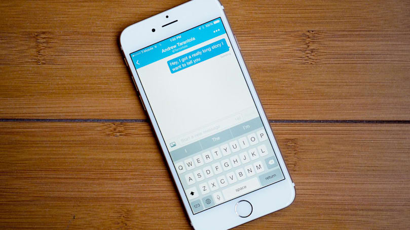 Twitter nixes 140 character limit in Direct Messages