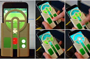 Pokémon Go: Pokeball-Zielhilfe zum Selberbasteln