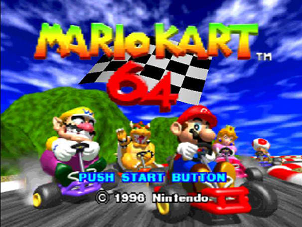 Confirmed: Mario Kart 64 on the VC next Monday
